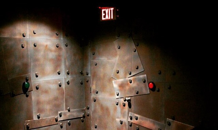 Escape Rooms On Groupon Calgary