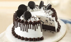 Baskin Robbins: Ice Cream, Cake, or Single-Scoop Cones at Baskin Robbins (Up to 42% Off)