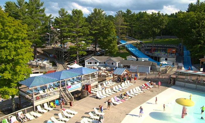Kid-Friendly Water Park Resort near Catskills