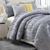 Ruched-Comforter Set (5-Piece)