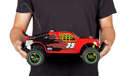 1:12 Scale Hobby-Style RC Buggy or Truggy