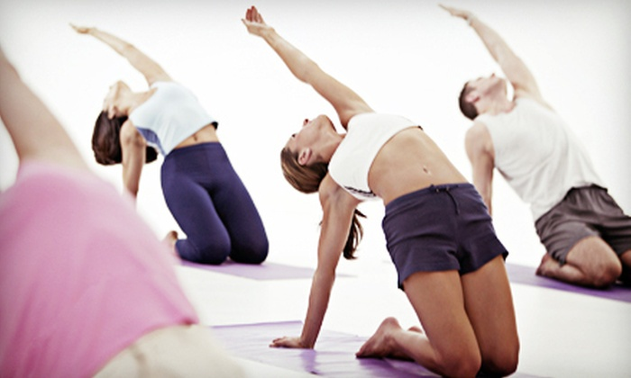 Sacred Rivers Yoga - Glastonbury Center: 10 Yoga Classes or One Month of Unlimited Classes at Sacred Rivers Yoga (Up to 71% Off)