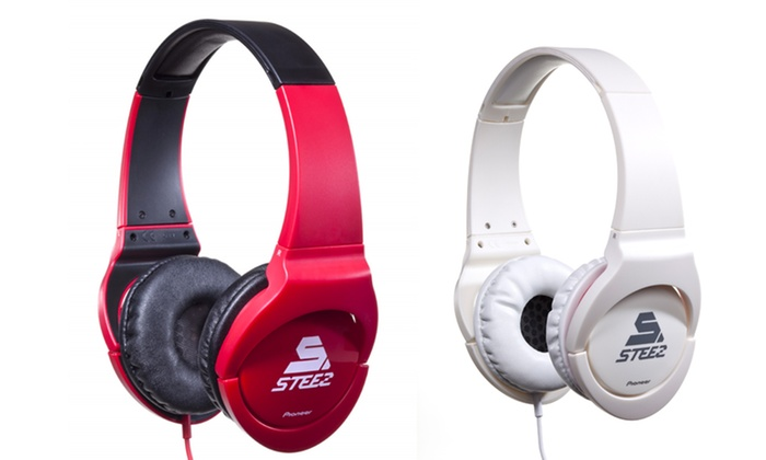 Pioneer Steez Effects Stereo Headphones: Pioneer Steez Effects Stereo Headphones. Multiple Colors Available. Free Shipping and Returns.