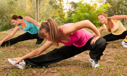 $79 for Four-Week Women's Boot Camp at Cincinnati Adventure Boot Camp ($299 Value)
