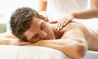 60-Minute Deep Tissue or Sports Massage at Jiva Essentials (64% Off)