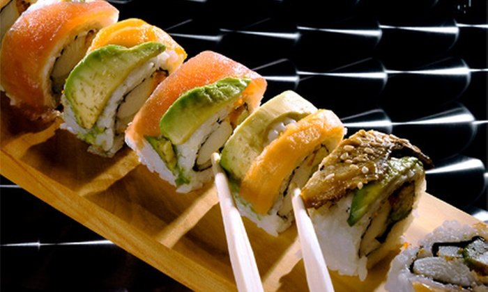 Taiga Modern Japanese & Thai - Paradise: $12 for $24 Worth of Japanese and Thai Food at Taiga Modern Japanese & Thai