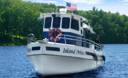 Scenic Day or Evening Cruise for Two (up to a $70 value) - Captain John's Charters in Saco