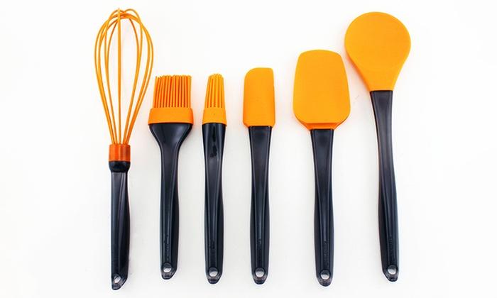 geminis silicone utensils | groupon goods