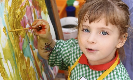 One Week of Summer Camp for One or Two at Creative Hands Early Learning Child Development Center (Up to 53% Off)