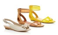 GROUPON: Gomax Pageboy Flats Gomax Pageboy Sandals