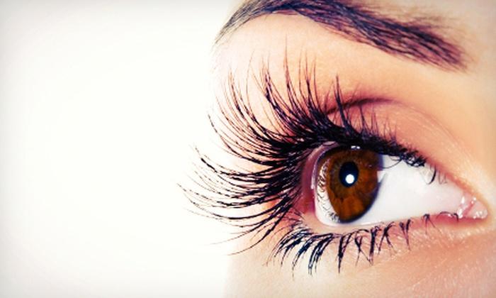 At Lash - Tucson: Full Set of Eyelash Extensions with Optional Touchup at At Lash (Up to 61% Off)