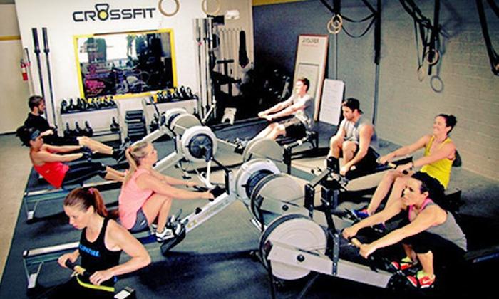 Golden State CrossFit North - Sherman Oaks: 5 or 10 CrossFit Classes at Golden State CrossFit North (78% Off)