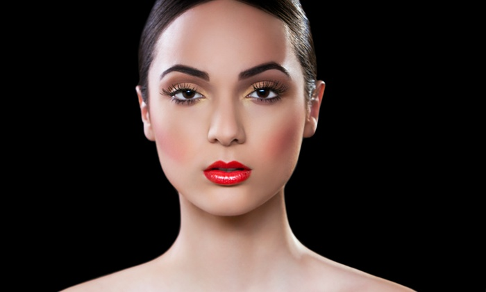 L Makeup Institute - Spring Valley: Makeup Application from L Makeup Institute (55% Off)