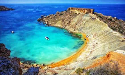 ✈ Malte : 4 nuits en hôtel 4* avec petit déjeuner et vols depuis Marseille ou Paris CDG