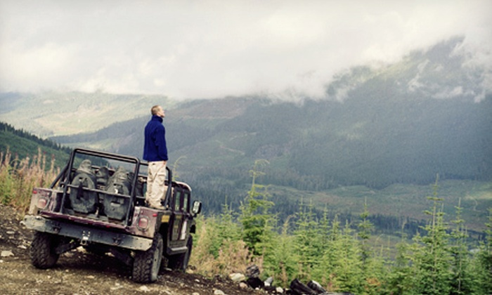 Elkhorn Adventure Tours - Hayden: Off-Road Jeep Tour for Two or Four from Elkhorn Adventure Tours in Steamboat Springs (Up to 67% Off)