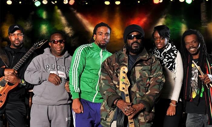 The Wailers - St Andrews Hall: The Wailers on May 29 at 9 p.m.