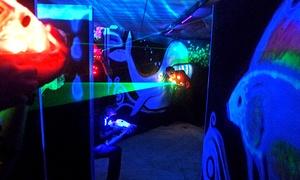 LaserSports: 75 Minuten Lasertag mit 2 Spielrunden bei LaserSports ab 11,80 €