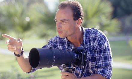 60-Minute Outdoor Photo Shoot from Aryan Cyrus Photography (75% Off)