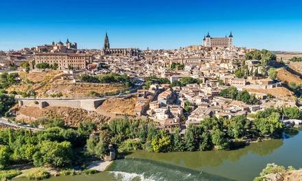 Toledo: 1 o 2 noches para 2 personas con desayuno, detalle de bienvenida y opción a cena en Hotel Cigarral Del Alba 4*