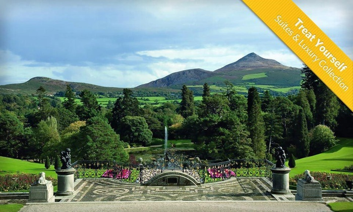 Seven-Day Ireland Vacation - Dublin: Seven-Day, Six-Night Vacation with Airfare, Five-Star Accommodations at the Ritz Carlton, and Car Rental from Sceptre Tours