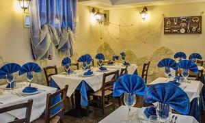 La Grottaccia: Menu di zuppa di pesce e crostacei con bottiglia di vino da La Grottaccia (sconto fino a 68%)