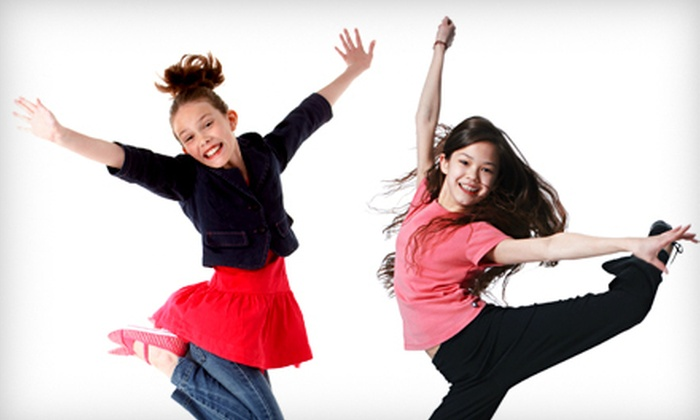 Up On Stage Productions - West Hills: $89 for a Weeklong Children's Winter Dance Program with Final Performance at Up On Stage Productions ($250 Value)