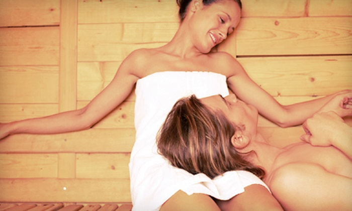Dr. Lisa Verna - Plymouth - Wayzata: 3, 5, or 10 Infrared-Sauna Treatments and Relaxation Massages from Dr. Lisa Verna (Up to 80% Off)