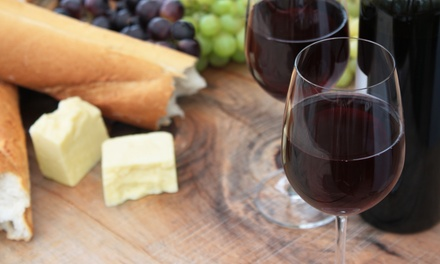 Wine Tasting Plus Cheese and Crackers for Two or Four at Kayla Rae Cellars (50% Off)