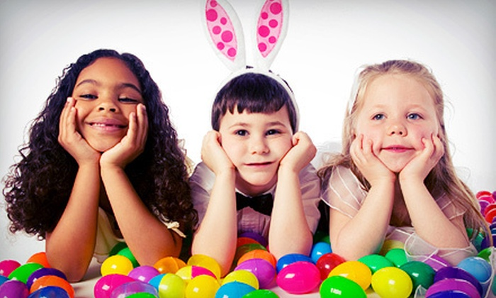 The Kids Expo - Arlington: $8 for Easter Fun and Kids' Entertainment for a Family of Up to Six at The Kids Expo on Saturday, March 30 ($16 Value)