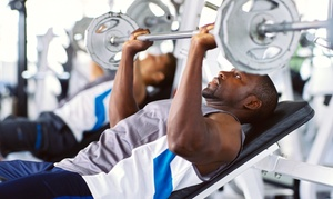 The Weight Room: $40 for a Three-Month Gym Membership Package at The Weight Room ($345 Value)