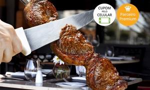 Garcia's: Garcia's Zona Norte – Vila Ipiranga: churrasco + buffet especial + rodízio de pizza para 1 pessoa