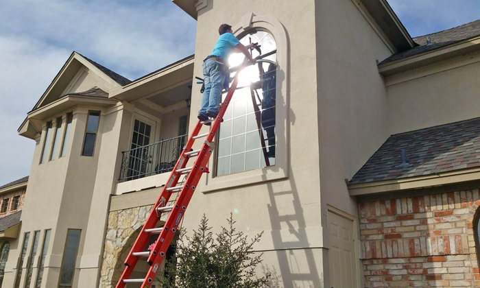 McGuire Window Cleaning - Fort Worth: Window Cleaning, Power Washing, or Gutter Cleaning from McGuire Window Cleaning (55% Off)