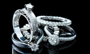 Up to 92% Off Jewelry and Cleaning at THE DIAMOND GALLERY, plus 6.0% Cash Back from Ebates.