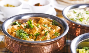 Aangan Classic Indian & Nepalese Cuisine: Indian Dinner Cuisine for Two or Four at Aangan Classic Indian & Nepalese Cuisine (50% Off)