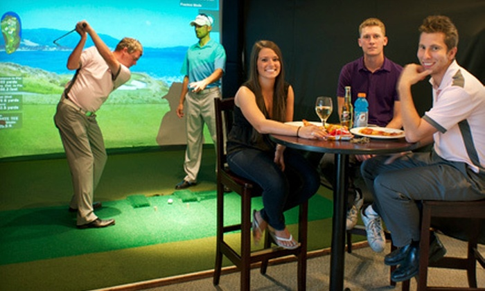 BraeBen Golf Course - Mississauga: $37.50 for a 30-Minute Golf Lesson and a 30-Minute High-Def Simulator Session at BraeBen Golf Course ($75 Value)