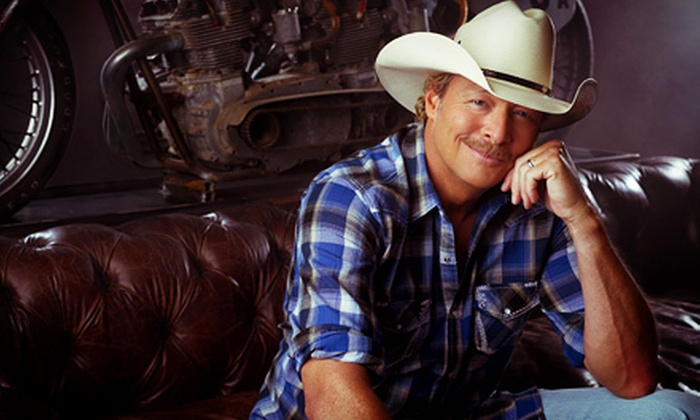 Alan Jackson - Broome County Forum: Alan Jackson Concert at Broome County Arena on October 18 at 7:30 p.m. (Up to 52% Off). Two Seating Options Available.