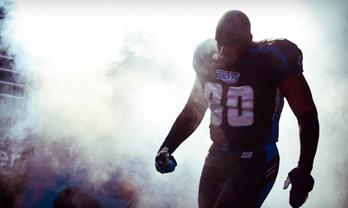 San Antonio Talons - Downtown: San Antonio Talons Arena-Football Game at Alamodome on Saturday, March 23, at 7:30 p.m. (Up to 65% Off)