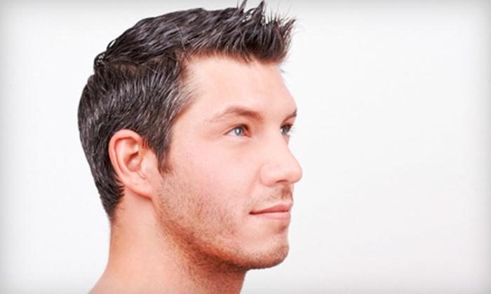 La Creme Hair Studio - Downtown Cambridge: Men's Haircut or Father-and-Son Haircut at La Creme Hair Studio in Galt (Half Off)