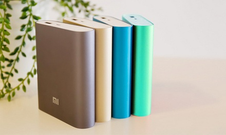 Power Bank 10400 mAh in Choice of Colour from AED 49 (Up to 83% Off)