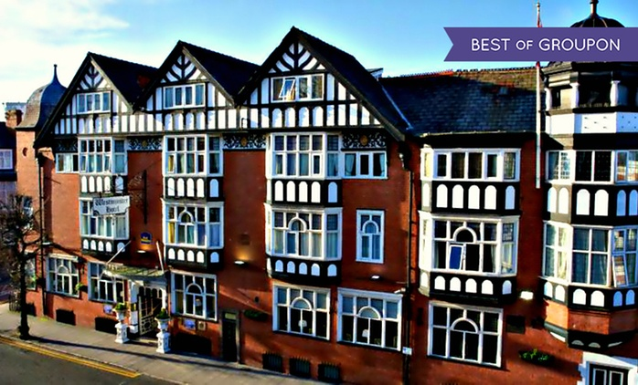 Chester: One-Night Stay for One or Two with Breakfast at Hallmark Inn Chester