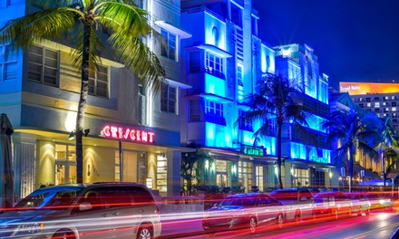Stay at Crescent Resort on South Beach in Miami Beach, FL