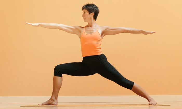 Hari Om Yoga - Hari Om Yoga: Five Yoga Classes or C$29 for C$50 Worth of Activewear at Hari Om Yoga