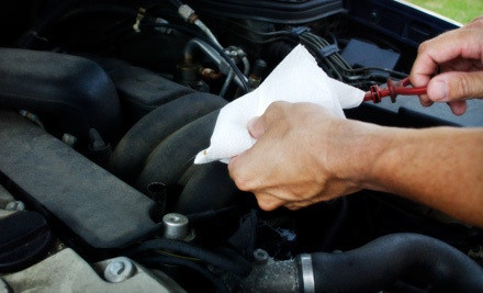 Two Oil Changes with a Tire Rotation and Balance or $50 for $100 Worth of Auto Maintenance at AutoStream Car Care Center