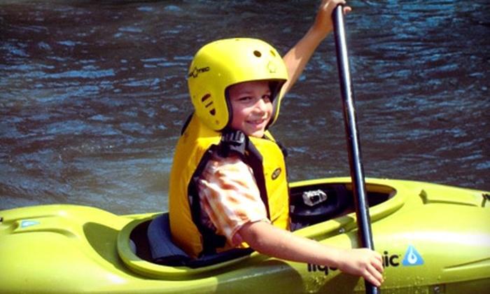 Glendale Outdoor Leadership School - Spartanburg: $109 for a Kids' Spring Break Adventure Camp April 1–5 at Glendale Outdoor Leadership School (Up to $225 Value)
