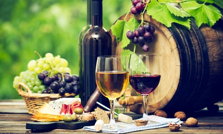 47% Off Wine Tasting (Two People)