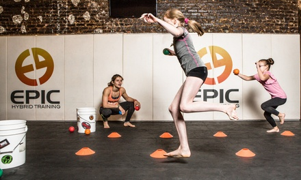 12-Week Kids' Training Program for One or Two at Epic Hybrid Training (Up to 83% Off)