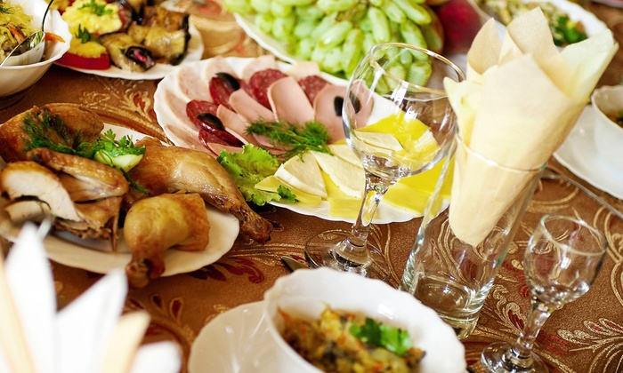Quite A Treat Catering - Baltimore: Catering for a Party Serving 6–10 or 15–25 People from Quite A Treat Catering (Up to 60% Off)
