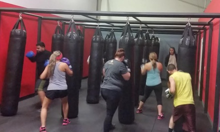 $48 for $160 Worth of Boxing Lessons — Bakersfield Boxing and Fitness Club