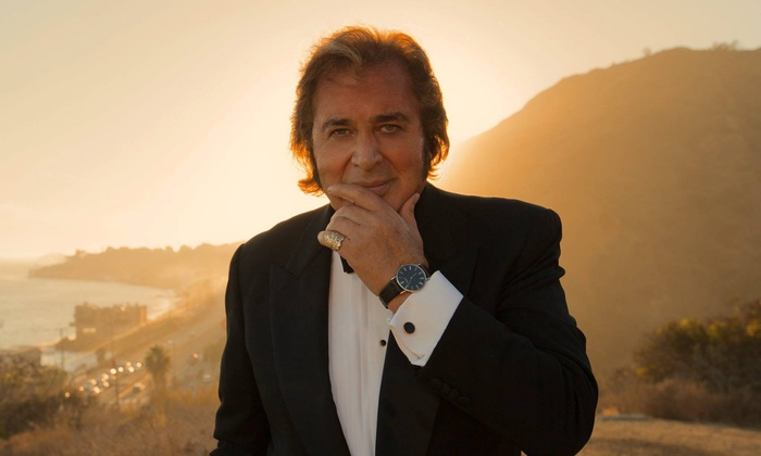 Engelbert Humperdinck - The Amp: Engelbert Humperdinck on January 10, at 8 p.m.