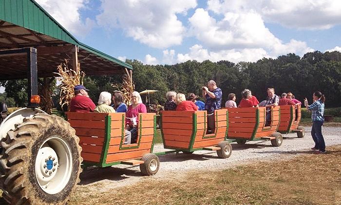 Donnell Century Farm  - Lawrence: Season-Pass Package for One at Donnell Century Farm (52% Off)